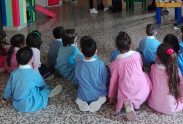 bambini scuola primaria
