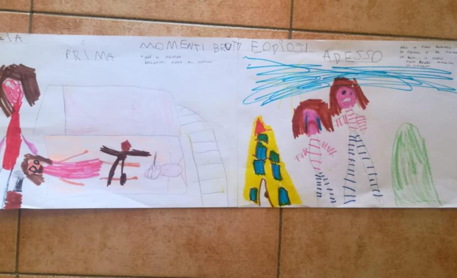 disegno di un bambino