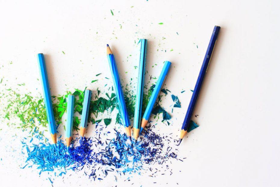 matite blu